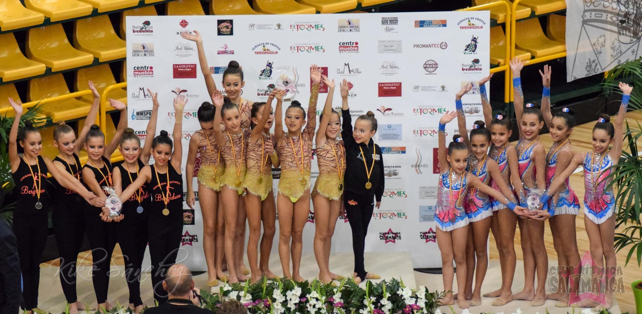 Competición: I Torneo N. GR Ciudad de Salamanca