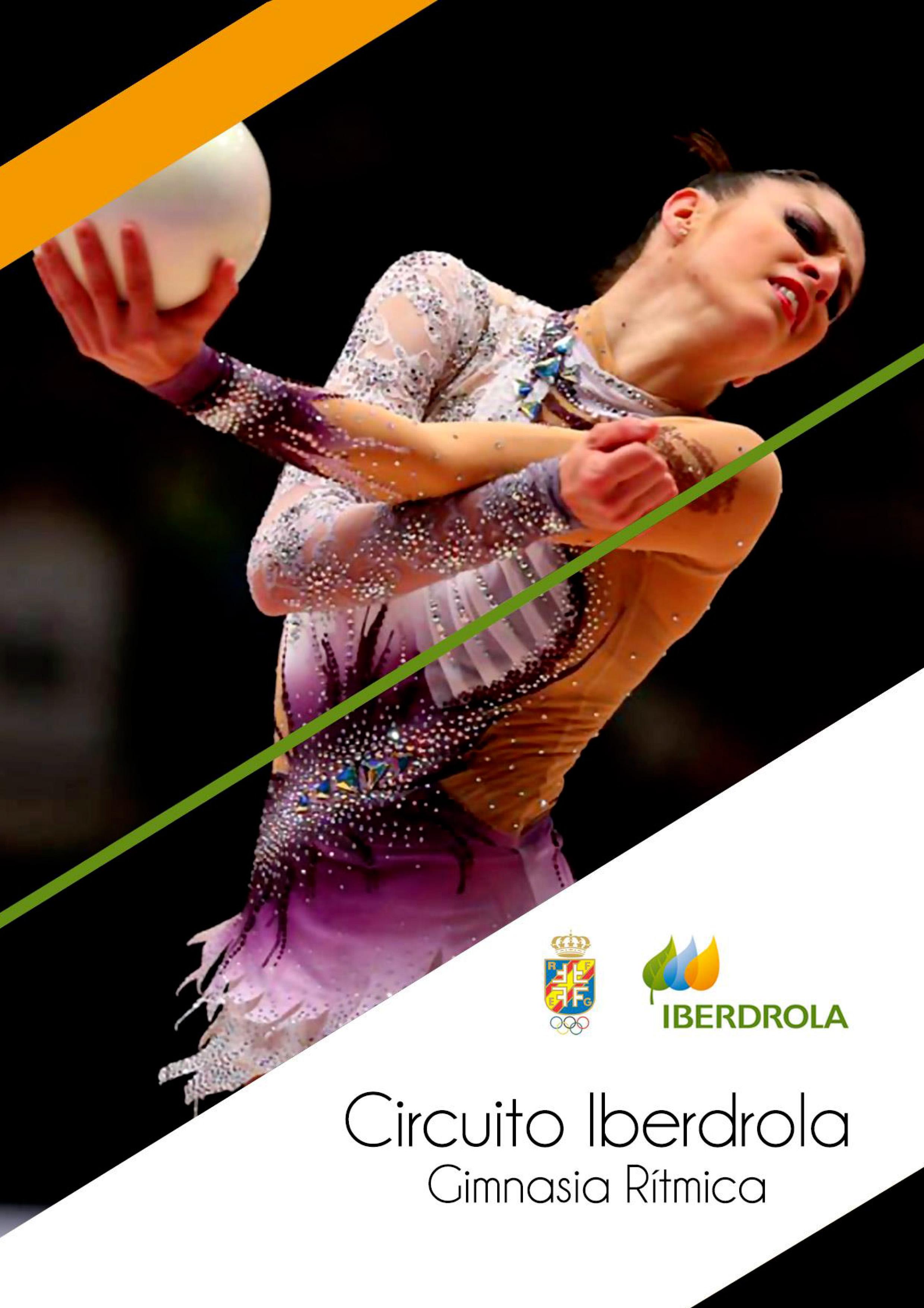 Poster circuito IBERDROLA 2017
